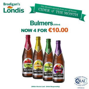 BulmersCider-of-the-month
