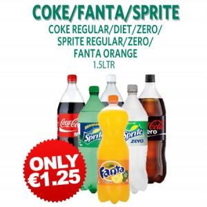 Coke1.5Litre